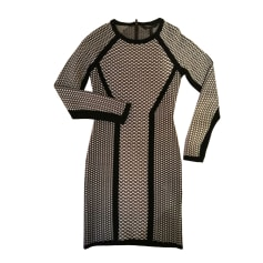 Robe mi-longue BCBG Max Azria  pas cher