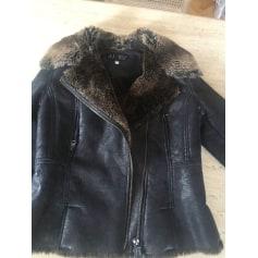 Blouson, veste en fourrure Armani Jeans  pas cher