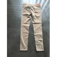 Pantalon slim, cigarette Notify  pas cher