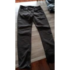 Pantalon droit Liu Jeans By Liu Jo  pas cher