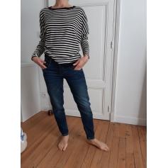 Jeans large, boyfriend Scott  pas cher