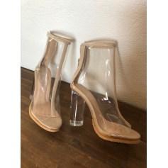 Bottines & low boots à talons Public Desire  pas cher