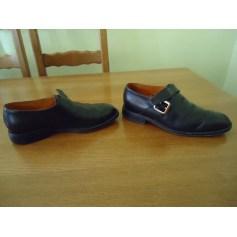 Chaussures à boucles Christian Pellet  pas cher