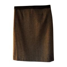 Jupe mi-longue Hermès  pas cher