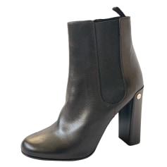 Bottines & low boots à talons Neil Barrett  pas cher