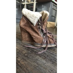 Wedge Ankle Boots Steve Madden