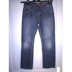 Jeans droit Complices  pas cher