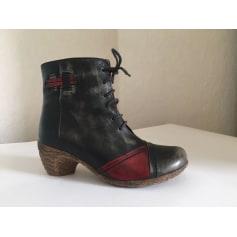 Bottines & low boots à talons Stéphane Gontard  pas cher