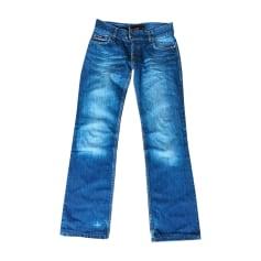Straight Leg Jeans Prada