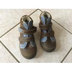 Schuhe mit Klettverschluss Minibel