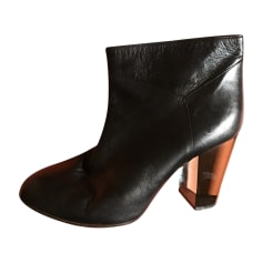 High Heel Ankle Boots Marc Jacobs
