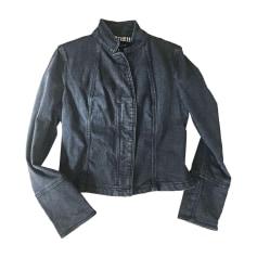 Manteau en jean Burberry  pas cher
