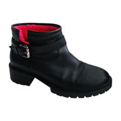 Flat Ankle Boots Fendi
