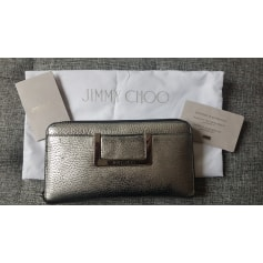 Portefeuille Jimmy Choo  pas cher