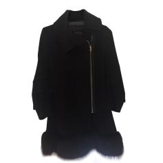 Manteau en fourrure BCBG Max Azria  pas cher