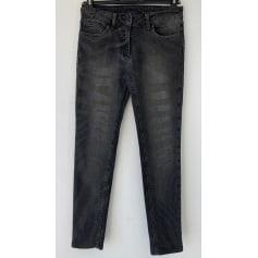 Jeans slim Sandro  pas cher
