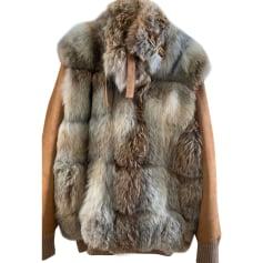 Blouson, veste en fourrure Bel Air  pas cher
