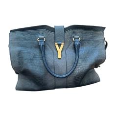 Sac à main en cuir Yves Saint Laurent  pas cher