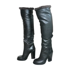 Thigh High Boots Dolce & Gabbana