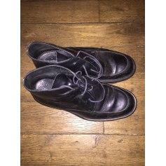 Chaussures à lacets Christian Pellet  pas cher