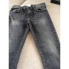 Pantalon slim, cigarette Jeans CURRENT/ELLIOTT  pas cher