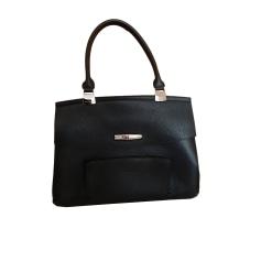 Lederhandtasche Longchamp Roseau