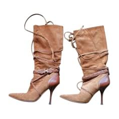 Overknee-Stiefel Gucci
