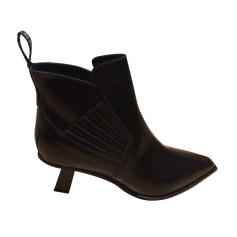 Bottines & low boots à talons Kenzo  pas cher