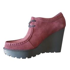 Chaussures à lacets  Calvin Klein  pas cher