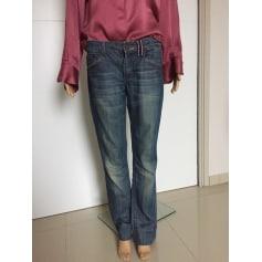 Jeans droit Just Cavalli  pas cher