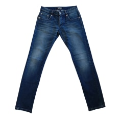 Straight Leg Jeans Dirk Bikkembergs