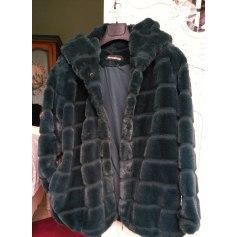 Manteau en fourrure Blooshop  pas cher