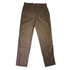 Pantalon droit Paul & Joe  pas cher