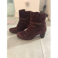 Bottines & low boots à talons Bensimon  pas cher