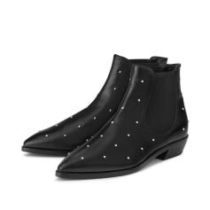 Cowboy Ankle Boots Attilio Giusti Leombruni AGL