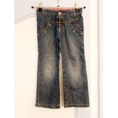 Jeans droit Catimini  pas cher