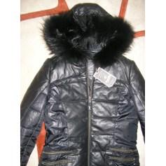 Manteau en cuir Kaporal  pas cher