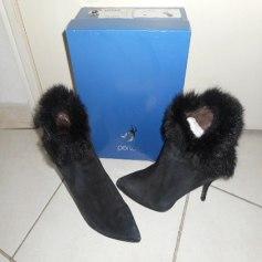 Bottines & low boots à talons Perlato  pas cher