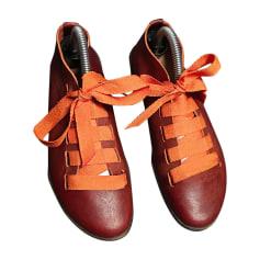Chaussures à lacets  trippen  pas cher