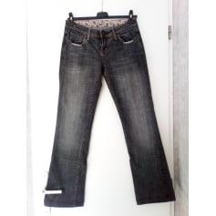Jeans droit LMV La Mode Est à Vous  pas cher