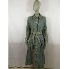 Manteau en jean Oppio Fashion  pas cher