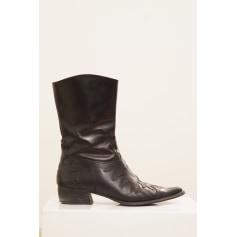 Santiags, bottines, low boots cowboy Eden  pas cher