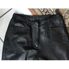 Pantalon droit Sans  pas cher