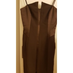 Robe courte Mireia Bisbe  pas cher