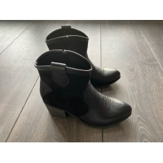 Santiags, bottines, low boots cowboy Chika10  pas cher