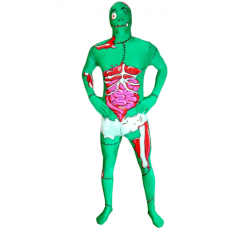 Costume complet morphsuit  pas cher