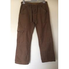 Pantalon large Carnet De Vol  pas cher