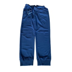 Straight Leg Pants Dirk Bikkembergs