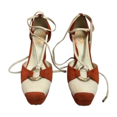Plateausandalette Tod's