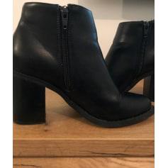 Bottines & low boots à talons Kiabi  pas cher